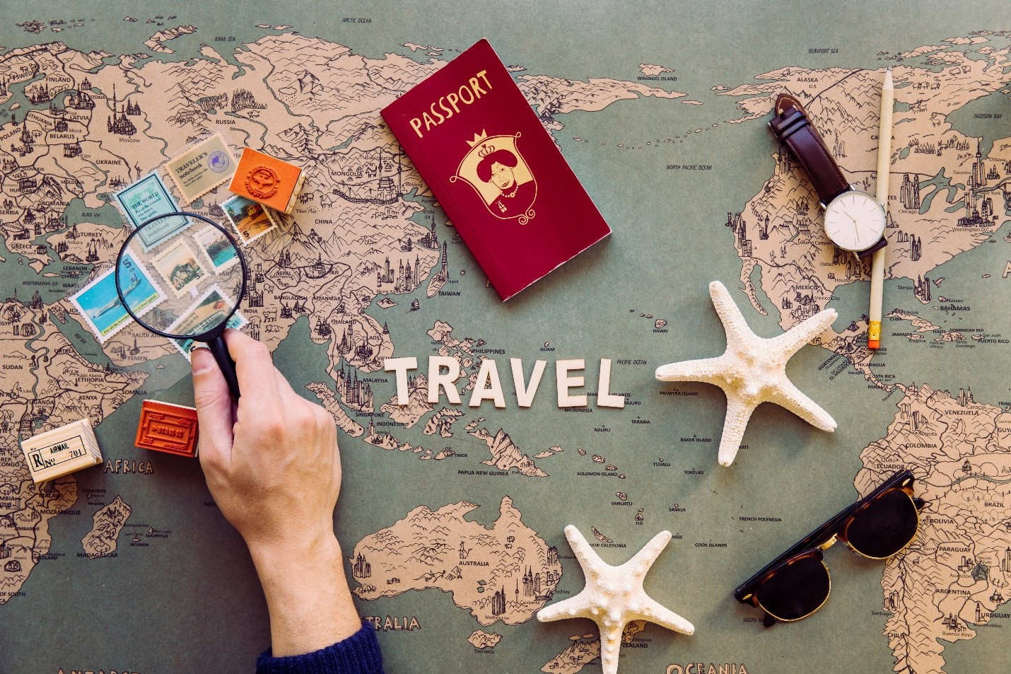 Traveling Tips for stress free travel - asterRIDE